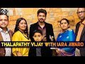 Best International Actor Thalpathy Vijay | Proud Moment of Indian Cinema | Mersal | IARA Awards