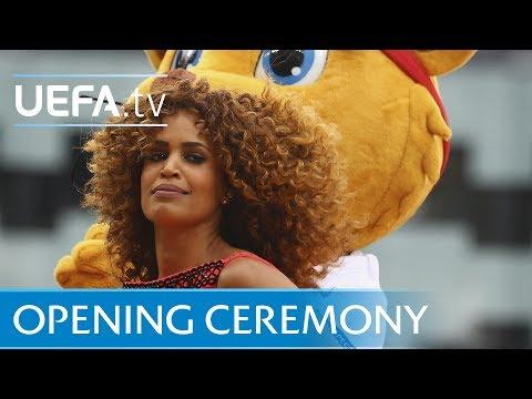 Women's EURO 2017 Opening Ceremony Featuring Sharon Doorson
