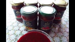Сливовый соус (ткемали) ! Заготовки на зиму