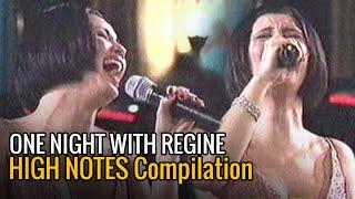 HIGH NOTES - One Night With Regine - Regine Velasquez