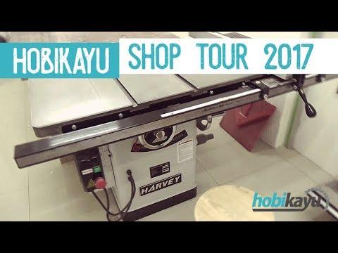 HobiKayu Shop Tour 2017