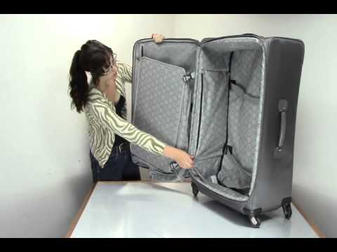 Luggage Base Review Of The Crew 9 29 Quot Expandable Spinner Youtube