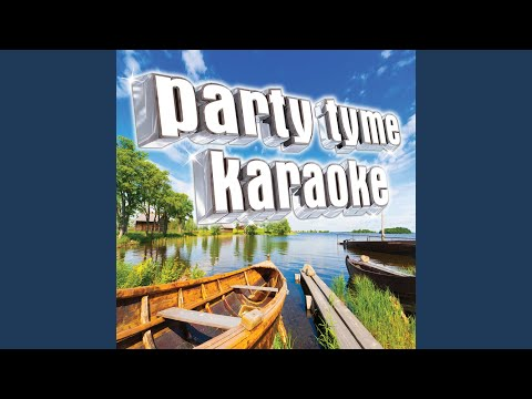 Round Here (Made Popular By Florida Georgia Line) (Karaoke Version)