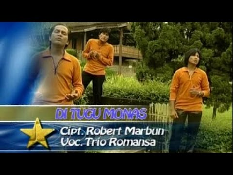 Trio Romansa - Di Tugu Monas (Official Lyric Video)