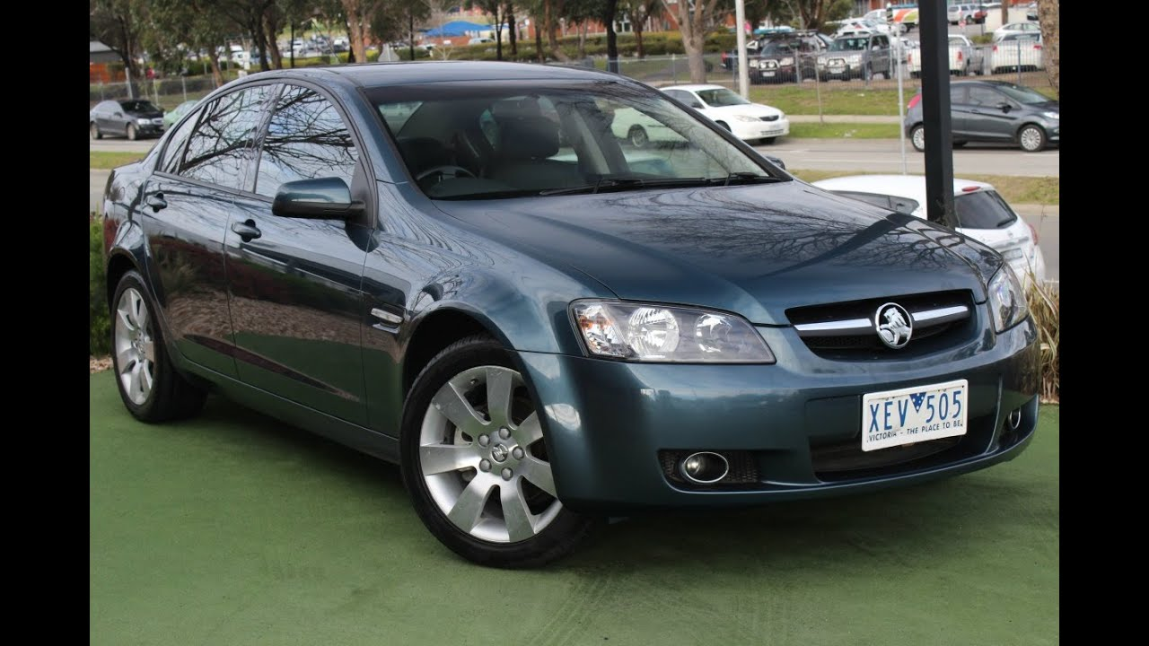 B5491 2009 Holden Commodore International Ve Auto My09 5 Review