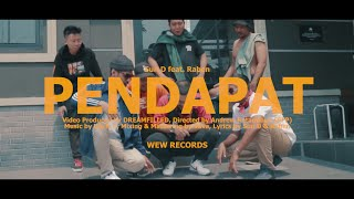 Download Lagu Sun D ft. Raben - Pendapat (Official Music Video) mp3