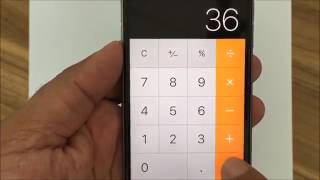 Show Off # 1   Cool Trick On A Calculator
