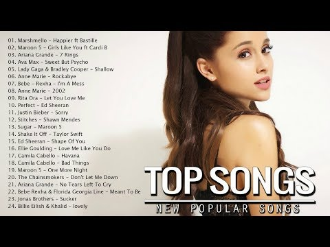 Pop Hits 2020 💚 Top 40 Popular Songs 2020 💚 Best English Music Collection 2020