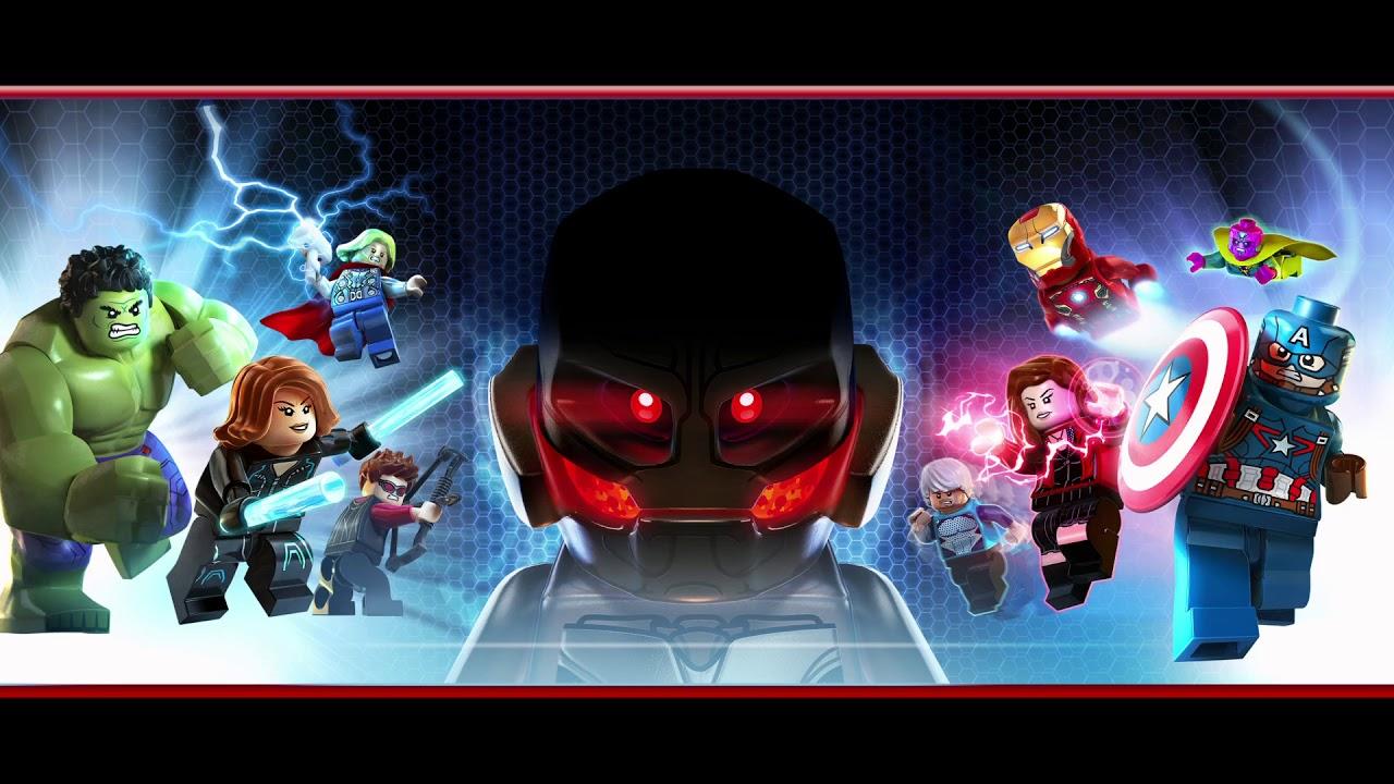 LEGO® MARVEL's Avengers DEMO_20180331135503 - YouTube