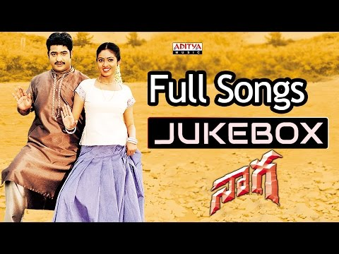 Naaga Telugu Movie Songs Jukebox ll Jr.N.T.R, Sadha