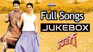 Naaga Telugu Movie Songs Jukebox ll Jr.N.T.R, Sadha