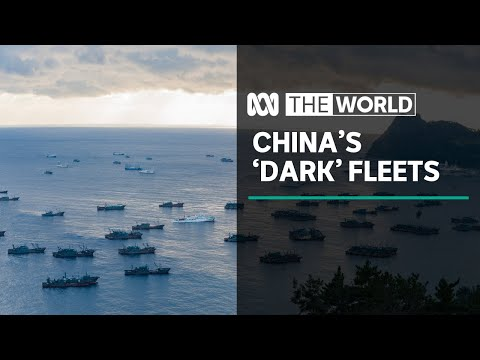 How China's 'dark' fleets are plundering the world's oceans thumbnail