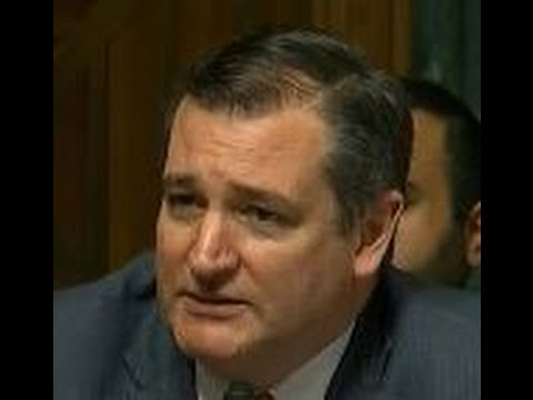Ted Cruz tells FBI director James Comey