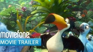 'Rio 2' Alternate Trailer | Moviefone