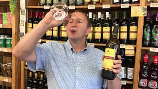 Thousand Islands Winery Frontenac   One Minute of Wine Episode #676