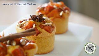 Orange Butternut Muffins–Bruno Albouze–THE REAL DEAL