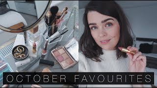 October Favourites: Beauty, Style, Books & Bras | The Anna Edit