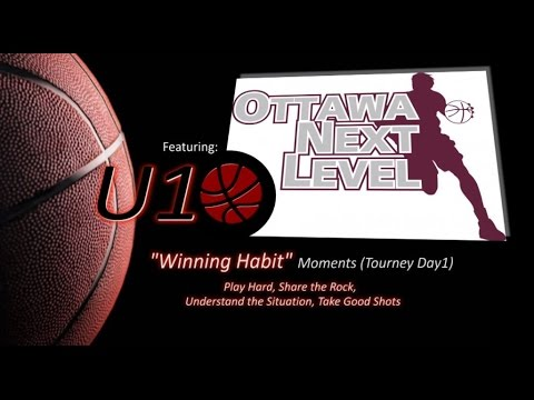 ONL U10 Day1 Highlights_Stacey Dales Invitational 2017