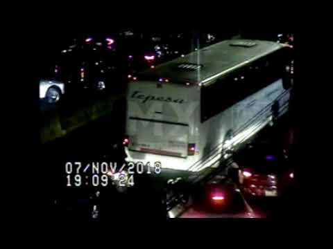 Accidente En Santa Fe Provocado Por Trailer 7 11 2018