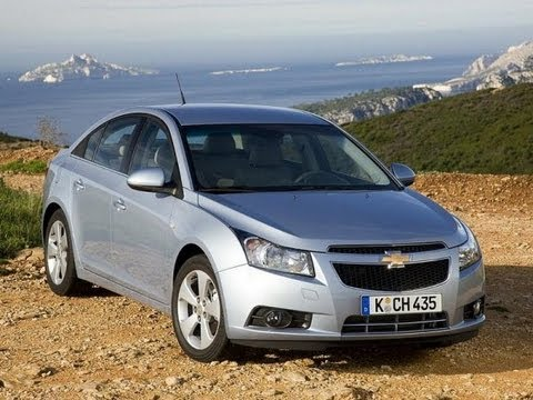 2010 Chevrolet Cruze [AUTO REVIEW] - YouTube