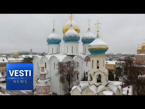 """Gorgeous """"Golden Ring"""" Tourist Route of Old Russian Cities Celebrates 50th Anniversary"""