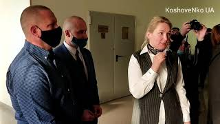 Апеляція Ю.Кузьменко.Суд виніс рішення.Коментарі журналістам.29.04.20