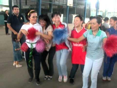Dance party  - Hội thao giáo viên Ischool Nha Trang