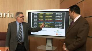 Se cambia el nombre de Las Palmas por el de Gran Canaria al anunciar los vuelos en los ...