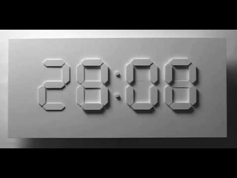Digital/Analog Clock - Arduino + PaperCraft: 11 Steps (with Pictures)