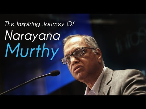 The Inspiring Journey Of Narayana Murthy | Maha Achievers