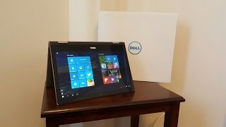 Dell Inspiron 13 5378 Review+Unboxing!!