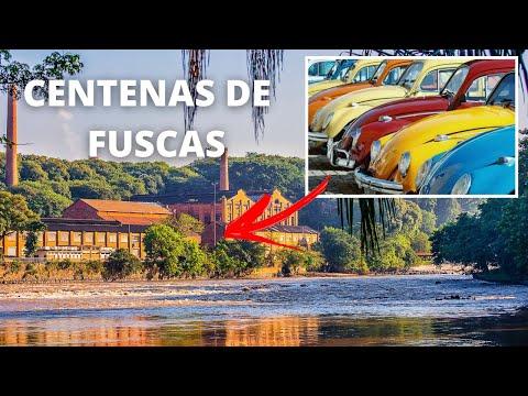 SPARK- Encontro de Fuscas no Rio Piracicaba.