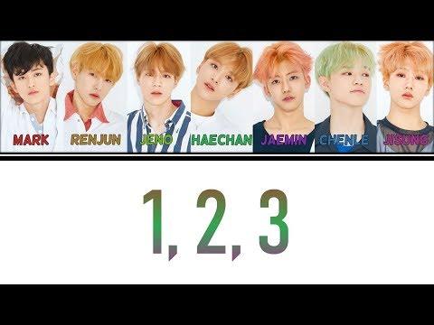 [Colour Coded Lyrics] NCT DREAM - 1, 2, 3 (Han/Rom/Eng)