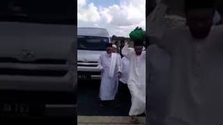 HEBOH, SELAMAT DATANG RAMBUT RASSULULAH DI BANJARBARU