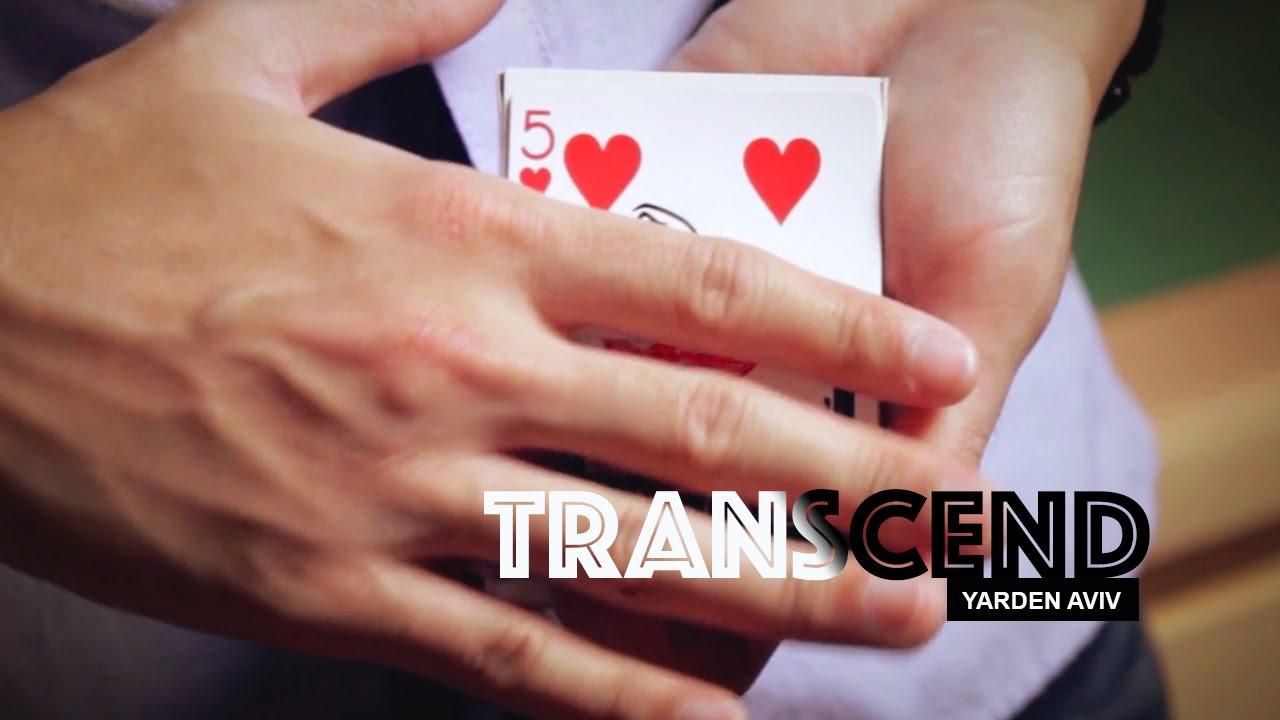 Resultado de imagem para Transcend by Yarden Aviv