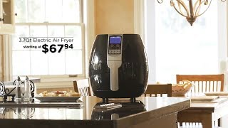 Best Choice Products 3 7qt Air Fryer Youtube