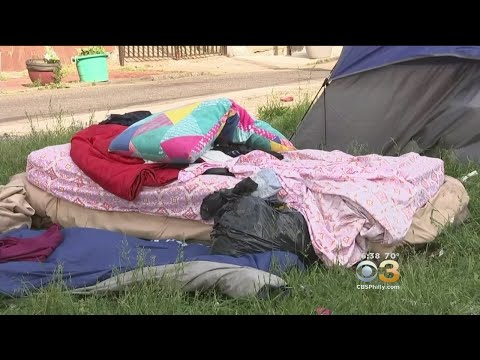 City Begins Clearing Two Kensington Homeless Encampments As Part Of Program