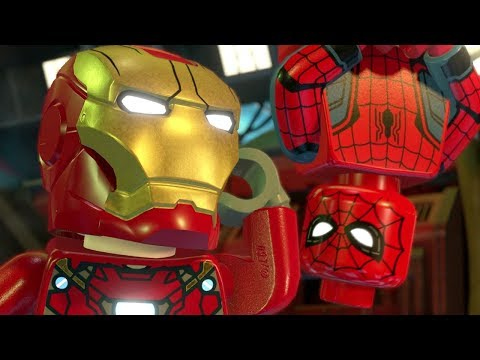 LEGO Marvel Super Heroes 2 Walkthrough Part 19 - On Board the Sword