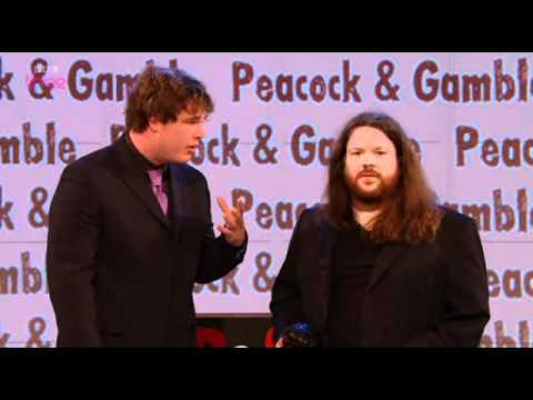 Peacock and Gamble on Russell Howard