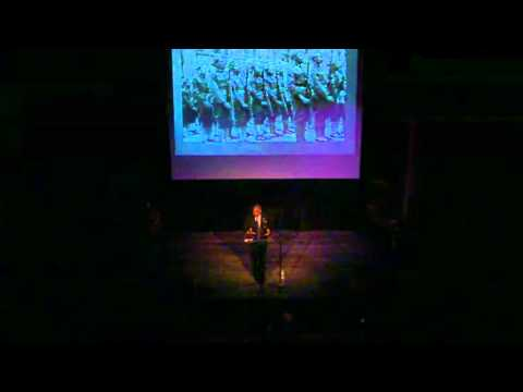 """""""Torchbearers of Democracy: African American Soldiers in the World War I Era,"""" Dr. Chad Williams"""