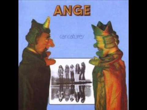 Dignité     ANGE album Caricature
