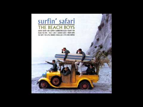 Beach Boys  Surfin Safari 1962 audio