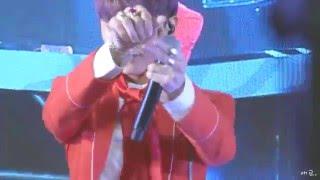 150806 B1A4 게릴라 콘서트 : Lonely (진영focus)