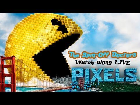 Pixels Watch-Along Live