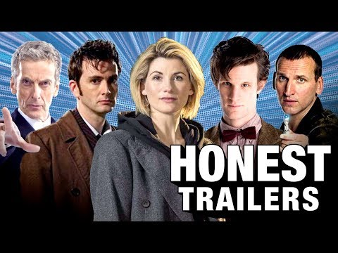 VIDEO: Honest Trailers - Doctor Who (Modern)