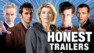 Honest Trailers - Doctor Who (Modern)