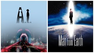 [О кино] Искусственный разум (2001), Человек с Земли (2007)
