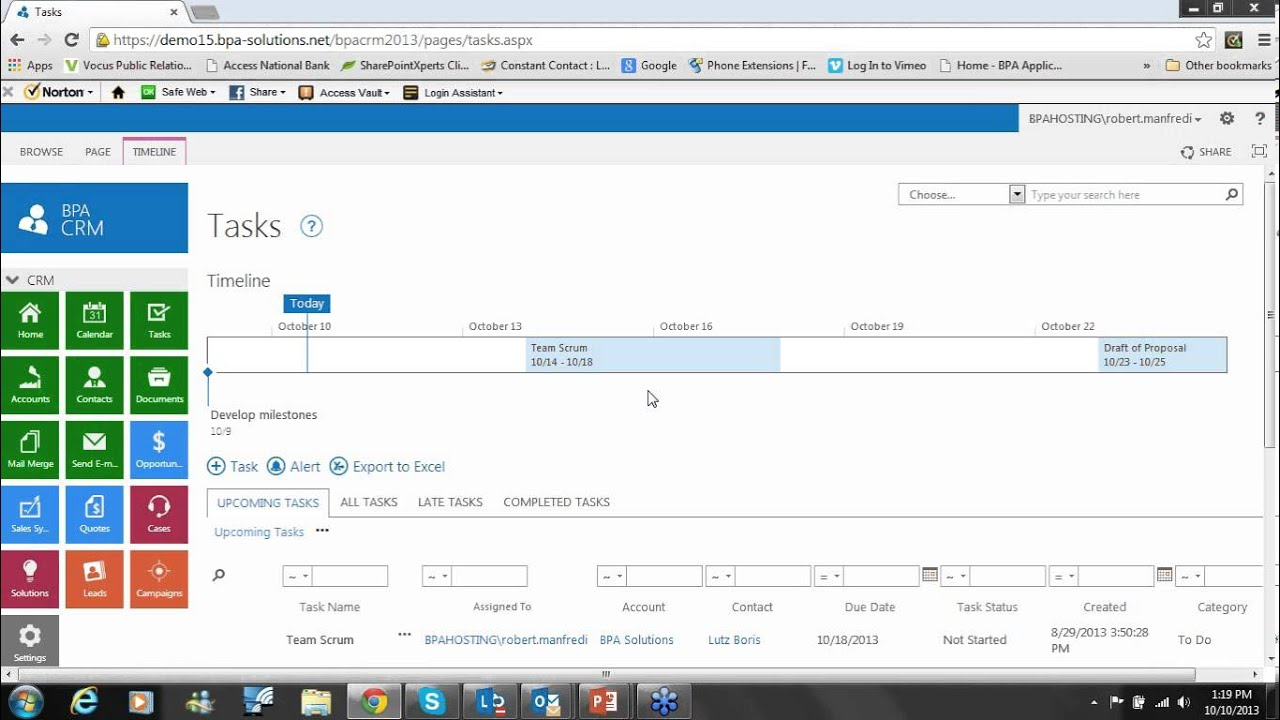 Experience the Next Generation CRM Solution for SharePoint 2013 ...