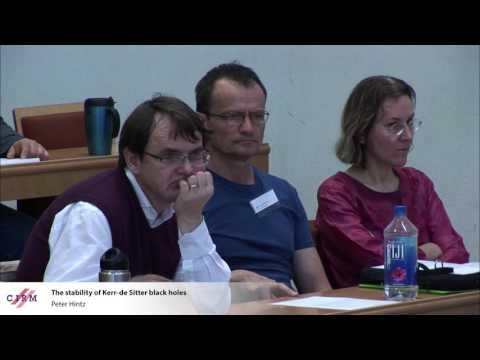Peter Hintz: The stability of Kerr-de Sitter black holes