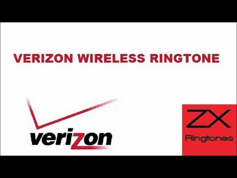 Verizon Wireless Ringtone #1 - Older Verizon Phones